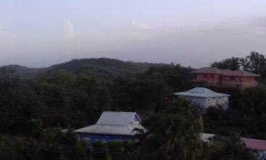 L'image du jour 07/06/18 - Martinique- Brume de sable