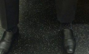 On a retrouvé l'homme invisible à Paris