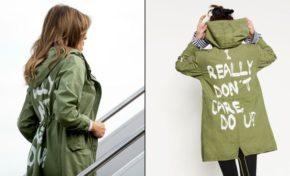 Mélania Trump n'en a rien à battre... des enfants en prison ?