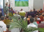 L'image du jour 06/07/18 - France /Uruguay