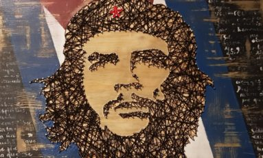 L'image du jour 08/07/18 - Ernesto Rafael Guevara by Samantha Naud