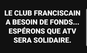 La phrase du jour 10/07/18 - Club Franciscain- Martinique  - ATV