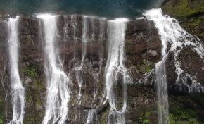 La Réunion île intense : Cascades de Grand Galet