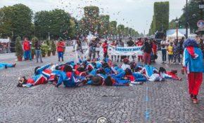 L'image du jour 03/07/18 - Carnaval - Paris - France