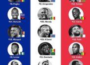 """""""L'équipe de France ressemble à l'équipe d'Afrique, en vrai, c'est l'Afrique qui a gagné, les immigrants africains qui sont arrivés en France"""""""