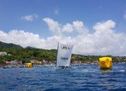 UFR/Chanflor remporte la première étape du Tour de Martinique des Yoles Rondes (actualisé)