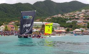 Tour de Martinique des Yoles-Rondes : Ets Rosette /Orange Caraïbes gagne aux Anses d'Arlets (étape 6)
