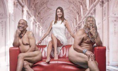 Francky Vincent et Eve Angeli le binôme du siècle