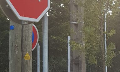 Île de La Réunion...rue Colbert...
