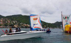 L'image du jour 01/08/18 - Tour de Martinique des yoles rondes - Zapetti L'Appaloosa