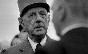 Et si le général Charles De Gaulle était un enculé comme Colbert ?