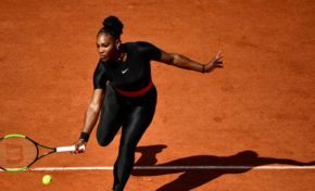 L'Open de France interdit la tenue de Serena Williams... mais pas la statue de Colbert
