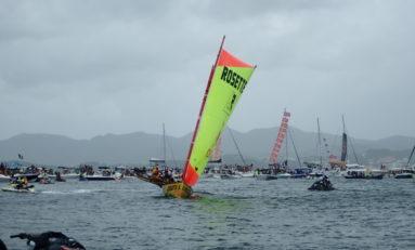 Tour des Yoles de Martinique : et de deux pour Ets Rosette/Orange Caraïbes à Fort-de-France (étape 7)