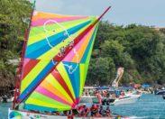 AY DOUVAN révélation du Tour de la Martinique des yoles rondes 2018