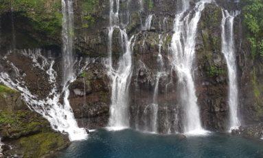 Images de l'île de La Réunion -Cascade de Grand Galet -(Photos et Vidéos)