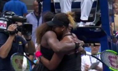 L'image du jour 09/09/18 - Naomi Osaka  - Serena Williams ♥️