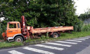 """Martinique/Fort-de-France : le camion """"poubelle"""" a été vidé...ok...maintenant on attend la suite"""