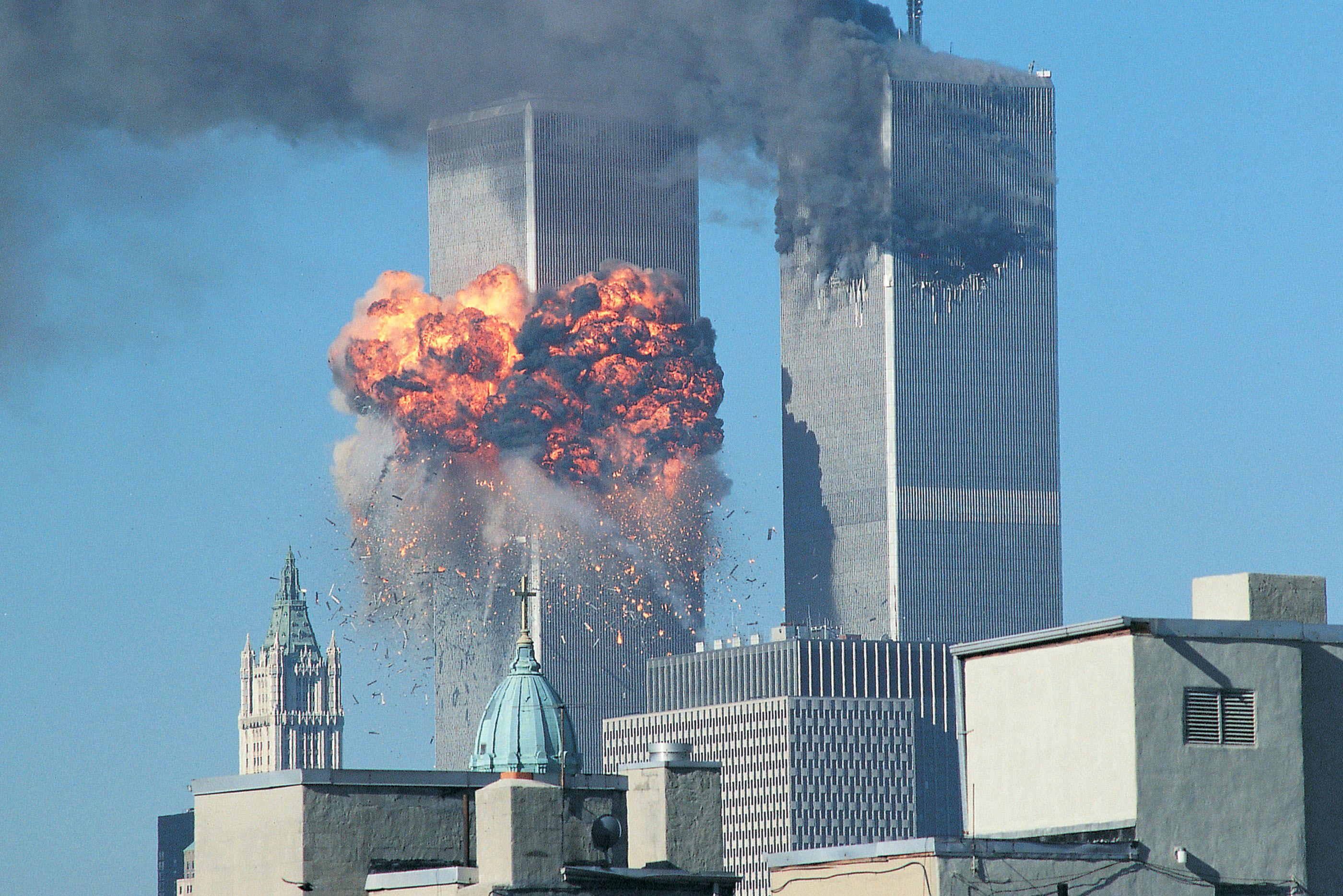 Anschläge New York