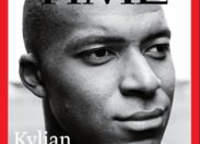 Kylian Mbappé...Time after time