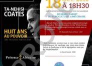 Ta-Nehisi Coates en conférence en Martinique