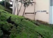 Glissement de terrain sur les hauteurs de Dillon : Est-ce déjà la Fin du Monde en Martinique?