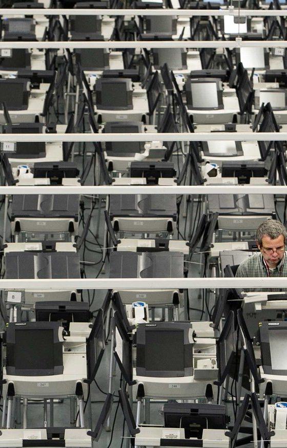 USA : Il rachète des machines à voter pour 100$ sur eBay… avec toutes les données !
