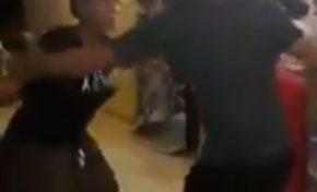 Bruno Nestor Azérot danse avec l'élue