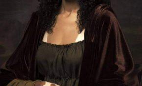 L'image du jour 10/11/18 - Winnie Harlow - Mona Lisa -