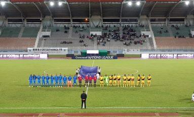 Concacaf Nations League : la Martinique bat Antigue & Barbude 4 à 2