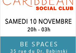 CARIBBEAN SOCIAL CLUB live in Paris