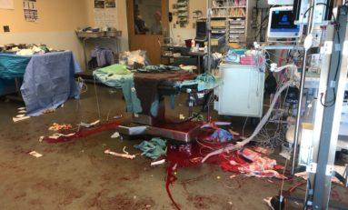 USA : Les médecins tweetent la réalité de la violence par armes