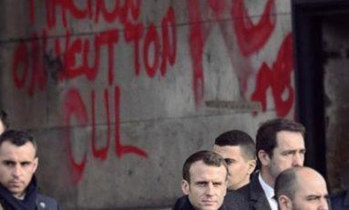 Images du jour 02/12/18 - France - Macron - Gilets jaunes -