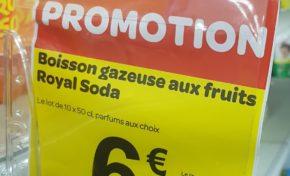 Il y a des fruits dans le ROYAL SODA en Martinique...Champagne 🥂 🍾🍾🍾pour tout le monde 🍾🍾👏👏👏