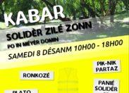 Île de La Réunion : kabar solidèr zilé zonn po in méyèr domin