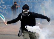 L'image du jour /08/12/18 - Paris - Gilets jaunes acte 4
