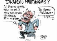 Les gabourgueries de Gabourg - Martinique  - Drapeau - Hymne - Alfred Marie-Jeanne