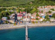 L'image du jour 20/01/19 - Bourg des Anses d'Arlet - Martinique