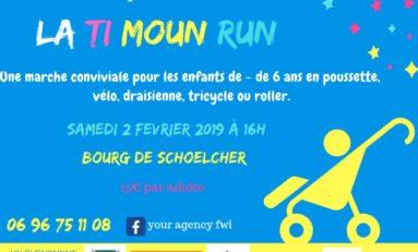 🏃♂️🏃♀️🎉La Ti Moun Run 🏃♂️🏃♀️🎉 va mettre toute  la famille d'accord