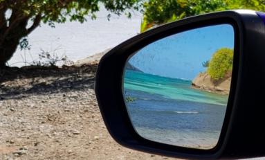 """""""Quand, buzy... je regarde dans mon rétroviseur en...Martinique"""""""