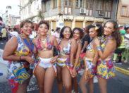Dimanche Gras 2019 à Fort-de-France
