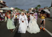 Carnaval de Martinique : lundi gras à Fort-de-France