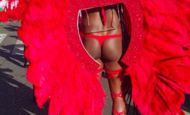 La plus belle paire de fesses du carnaval en Martinique appartient à un homme