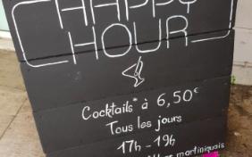 * Hors martiniquais ...