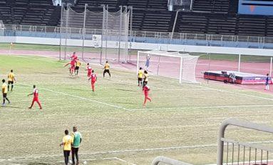 Coupe de Martinique : le Golden Lion renverse l'Essor Préchotain 4 à 0
