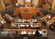 Barbouzerie à la Collectivité Territoriale de Martinique