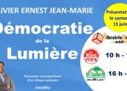 Démocratie de la Lumière -   Demandes et propositions d'un citoyen ordinaire