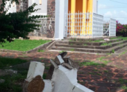 Quand La Croix du calvaire ne voit plus la vie en rose à Fort-de-France en Martinique