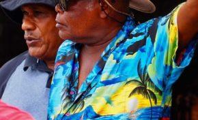 Tour de la Martinique des yoles rondes : l'acteur américain Samuel Lee Jackson aux premières loges
