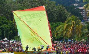 Tour de la Martinique des yoles rondes 2019 : Rosette /Orange gagne à Fort-de-France