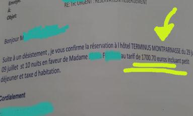 CTM : Mme F. devra-t-elle rembourser ?